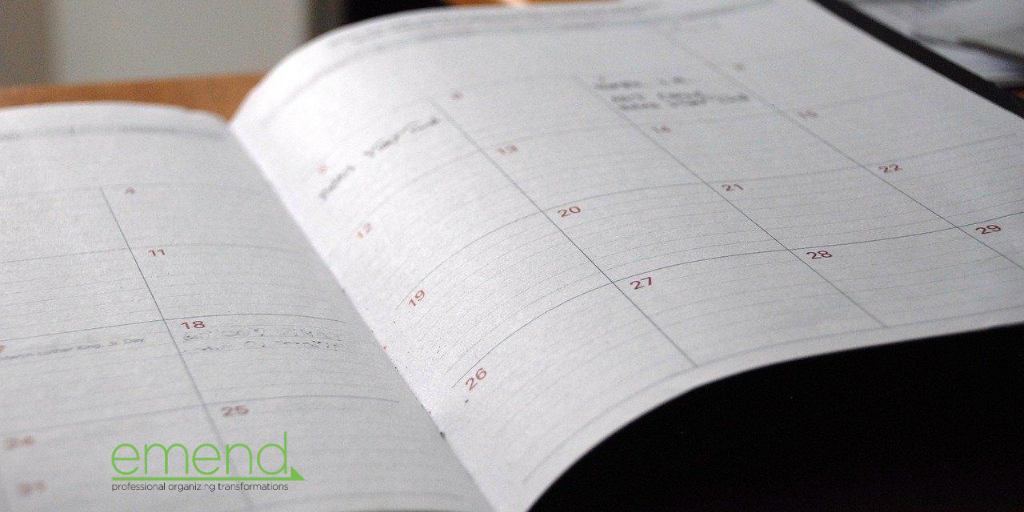 5 Common Mistakes When Using a Planner