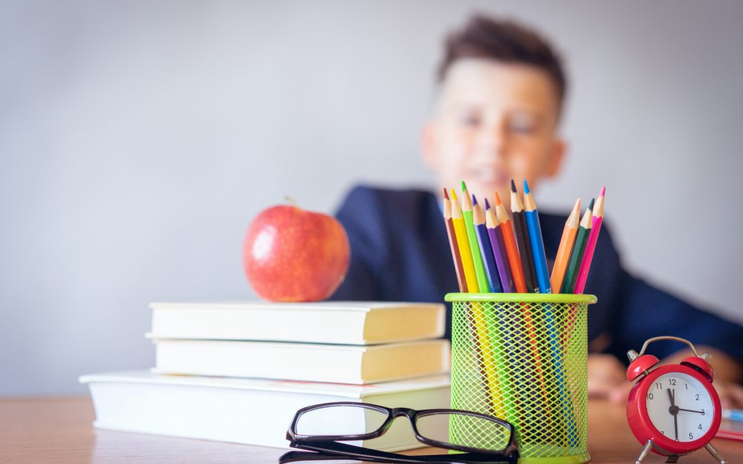 5 Ways to Get Organized for Back-to-School