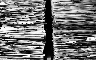 How to Gain Control of Paper Clutter