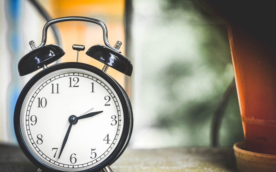 Organizing Your Time