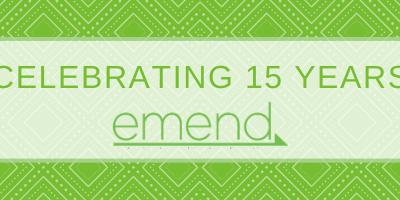 Celebrating 15 Years of Emend, Part II